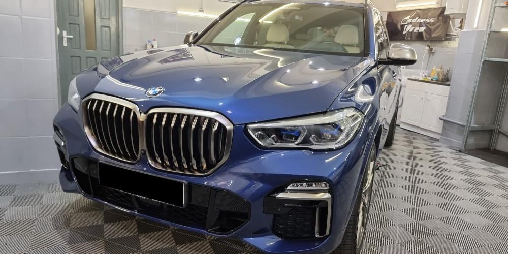 BMW X5M50i - Detailing & protectie ceramica
