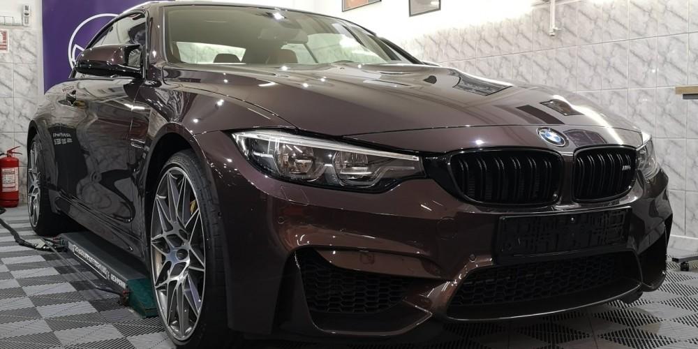 BMW M4 Cabrio Competition - Detailing & PPF