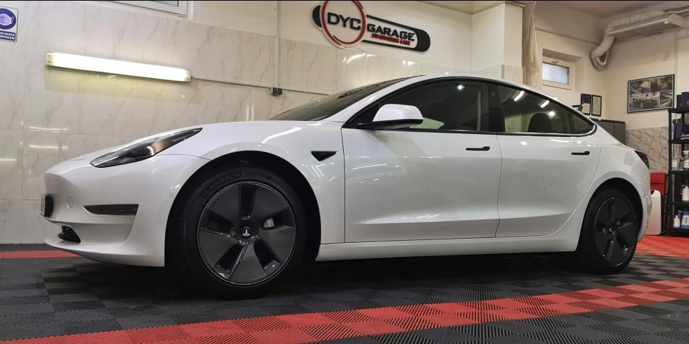 Tesla Model 3 - Pachet protectie masina noua