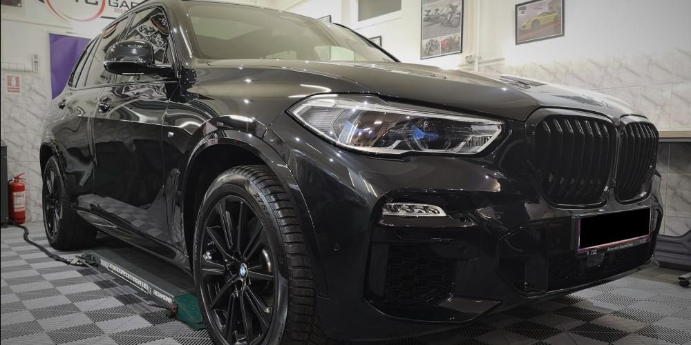 BMW X5 Final Edition - PPF masina noua
