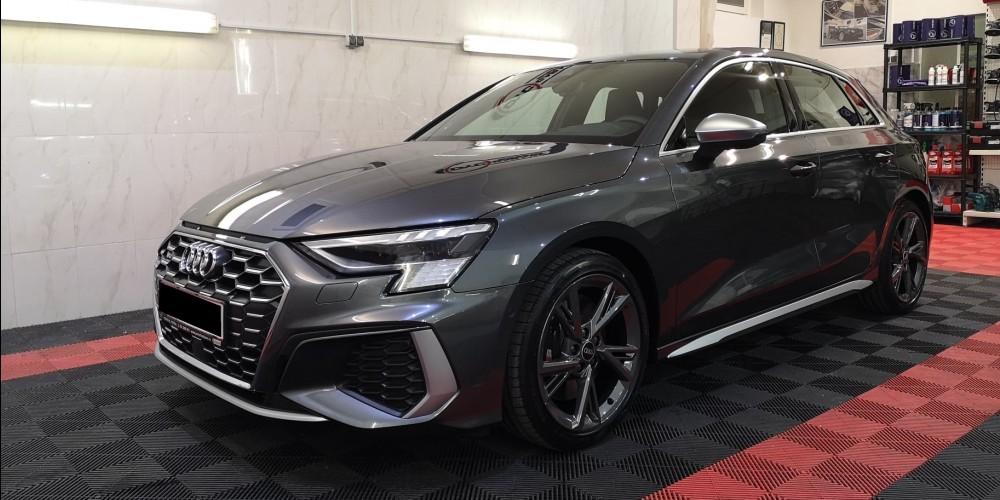 Audi S3 -  PPF &  Protectie ceramica masina noua