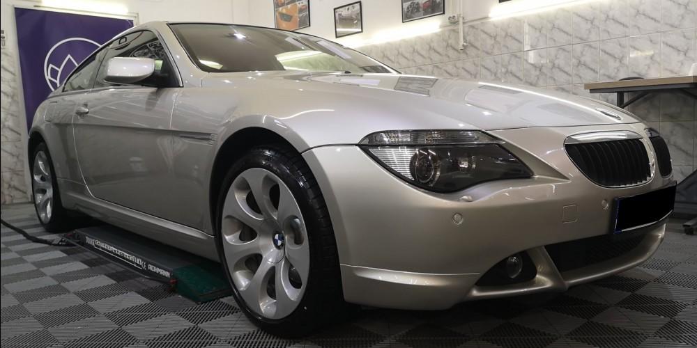 BMW 645 - Pachet restart
