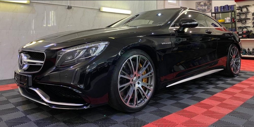 Mercedes S-Coupe Brabus