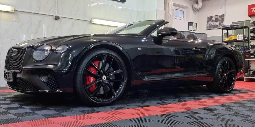 Bentley Continental GTC Speed - First Edition