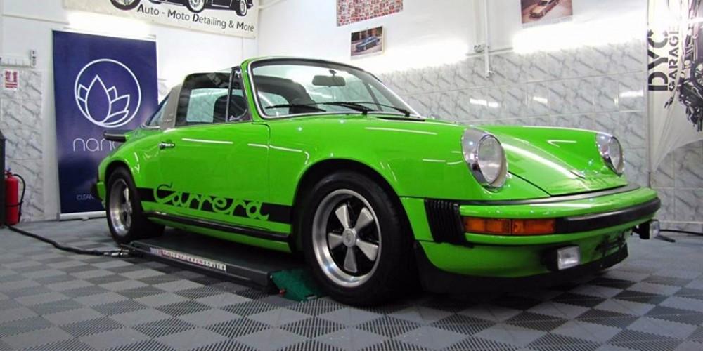 Porsche 911 Carrera Targa '75