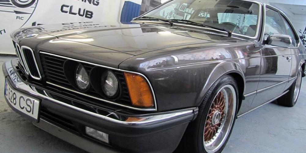BMW E24 628 CSI