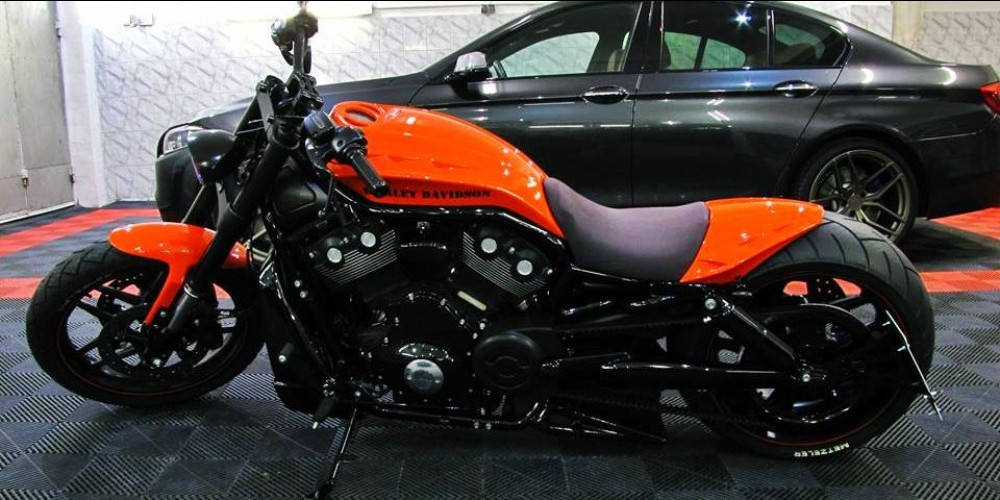 Harley Davidson Night Rod Custom