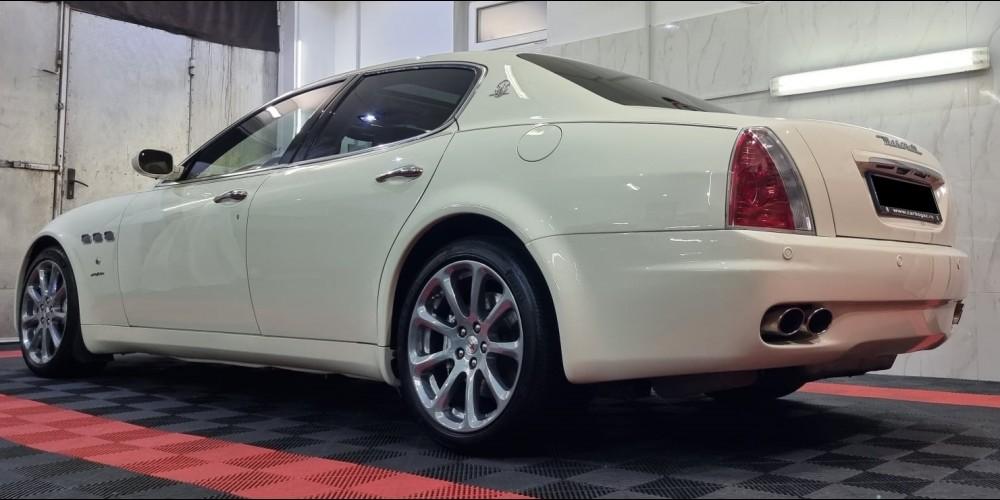 Maserati Quattroporte Edizione Cento - Pachet restart