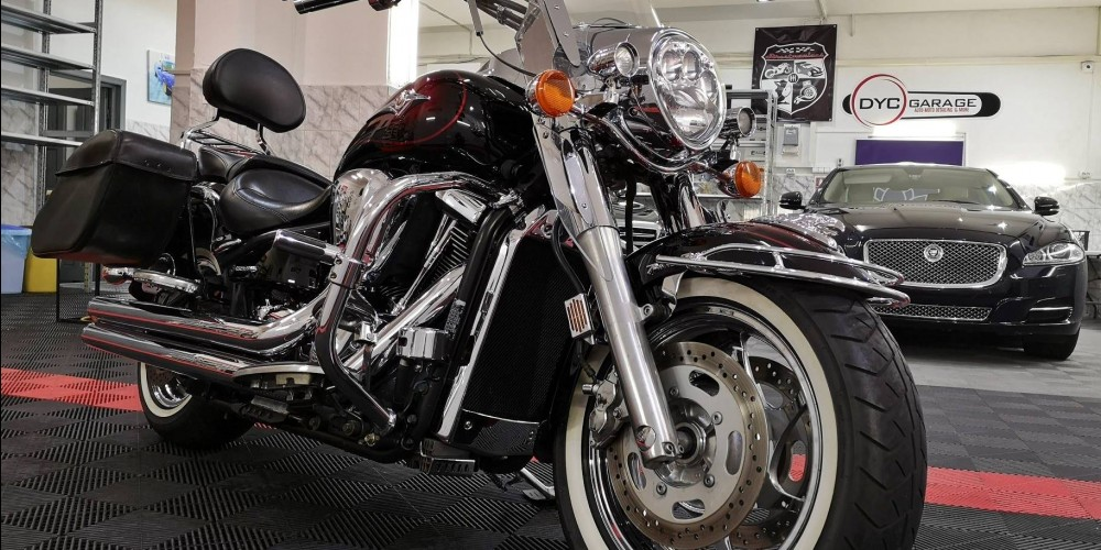 Kawasaki Vulcan 2000 Limited Edition